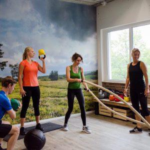 sportgroep sociaal flow