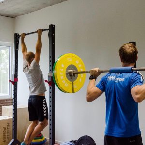 Sport voor mannen
