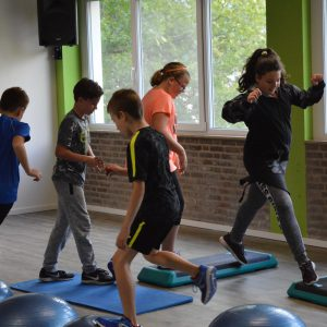 Leuke sportgroep kids PLAY