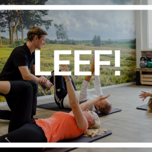 Cursus LEEF! 17 april 2018